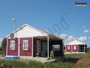 Дома из контейнеров Кармод в Астане,  Казахстан низкие цены
