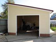 Строительство гаражей и пристроек
